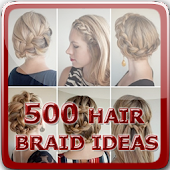 500 Hair Braid Ideas