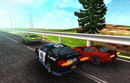 筋肉の車の交通|玩賽車遊戲App免費|玩APPs