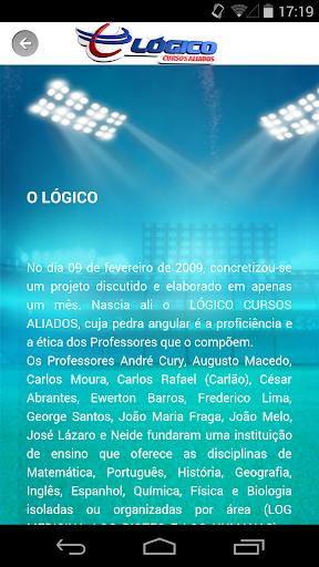 【免費教育App】LÓGICO CURSOS-APP點子