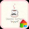gentle coffee dodol theme icon