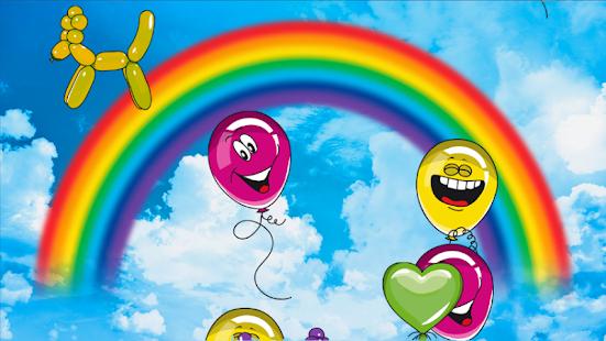 氣球和氣泡