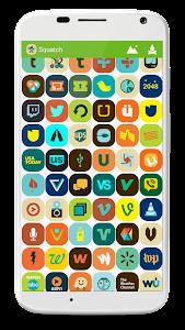 Squatch Icons v1.0.0