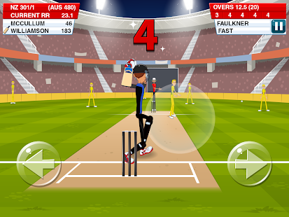 Stick Cricket 2 Screenshot 7