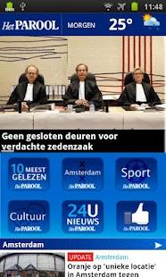 Het Parool Mobile - screenshot thumbnail