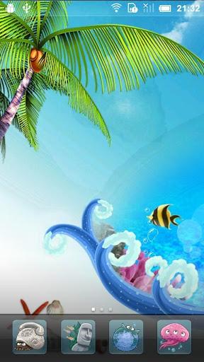 3D Phantasy Aquarium