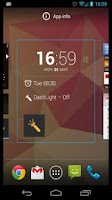 Screenshot of DashLight (Torch/Flashlight)
