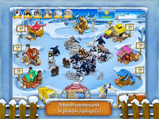 Веселая ферма 3:Ледниковая Эра скачать на android