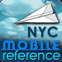 Nueva York: guía y mapa icon