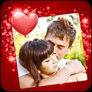 Heart Photo Frames & Stickers 攝影 App LOGO-硬是要APP