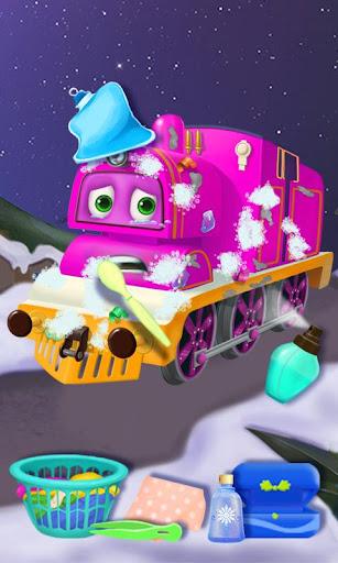 Christmas Train Rescue