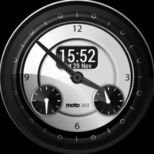 Bianco Watch Face for Wear
