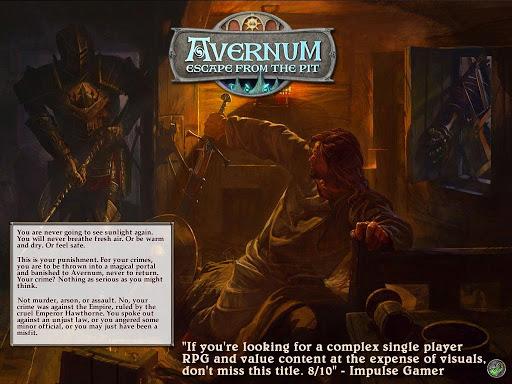 لعبة Avernum: Escape From the Pit v1.0.3 build 1421896031 لجوالات الاندرويد