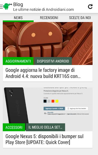 Androidiani Beta