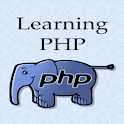 Learn PHP Programming logo