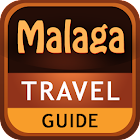 Malaga Offline Travel Guide icon