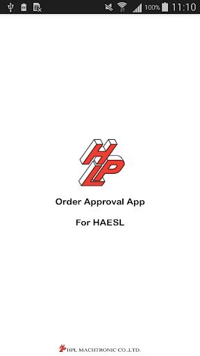 HAESL by HPL