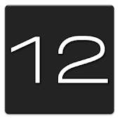 ClockWidget for ICS