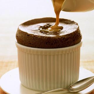 Caramel Creme Anglaise.