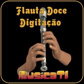 Flauta Doce (digitação)