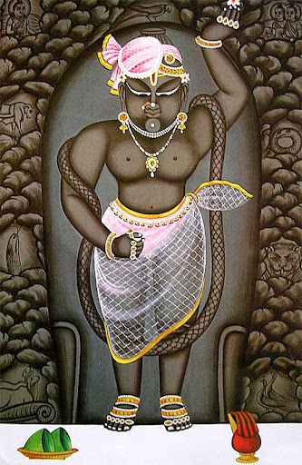 Shrinathji壁紙