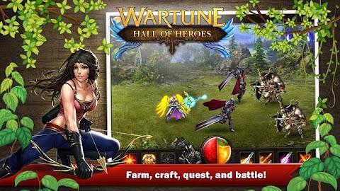 Wartune: Hall of Heroes Screenshot 20