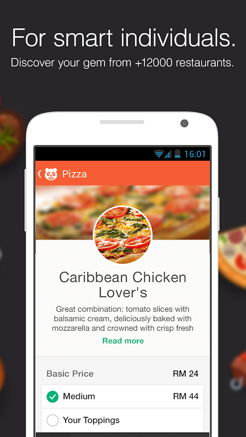 Top Food Delivery Apps In Bangalore