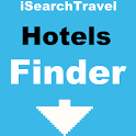 Hotels Finder - iSearchTravel icon