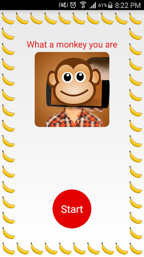 Face Scanner Which Monkey