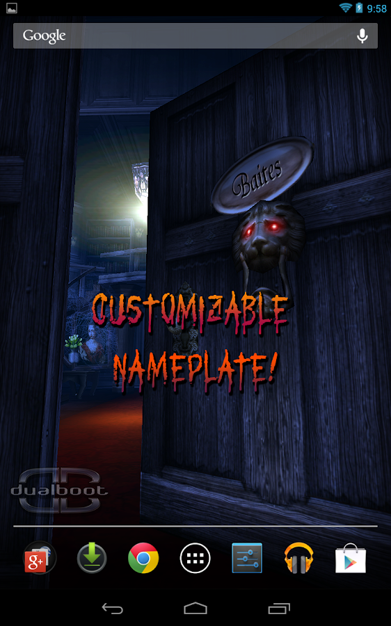 Haunted House HD- screenshot