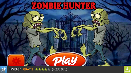 Game Zombie Hunter Mini