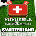 SWITZERLAND VUVUZELA / ANTHEM! logo