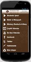 Screenshot of Süleymaniye Vakfı