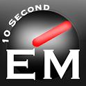 10 Second EM logo