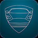 MAGNUM GSM car alarm system icon