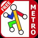 Rome Metro Free by Zuti