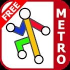 Rome Metro Free by Zuti icon