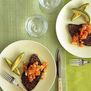 Spicy Papaya-Carrot Salsa