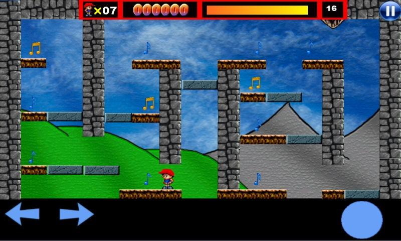 Melody Boy- screenshot