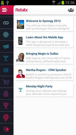 Synergy Mobile App