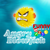 Angry Blowfish