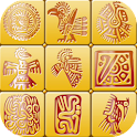 Maya Tower Mahjong Free logo