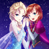 The Ice Snow Queen Frozen BG