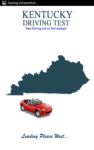 Kentucky Driving Test