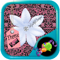 Simply Lovely GO SMS Pro Theme icon