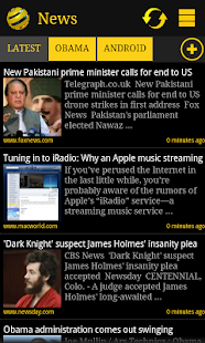 News 4U- screenshot thumbnail