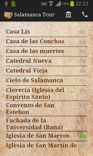 Salamanca Tour