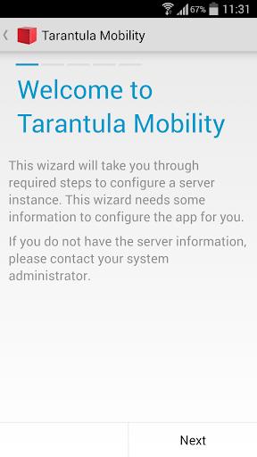 Tarantula Mobility