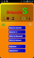 Screenshot of Briscola S