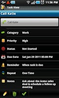 Screenshot of To-do + Notes Pro