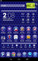 Screenshot of LC Blue Sphere2 Apex/Go/Nova